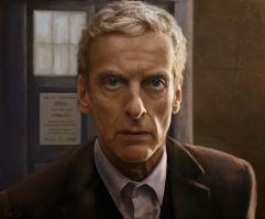 The Twelfth Doctor by SpiritusChaos