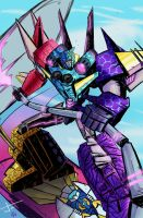Liokaiser Colorz by TheButterfly