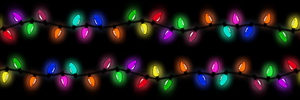 Christmas Lights by StormyWolf
