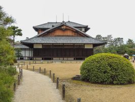 Nijo castle 9 by thecomingwinter