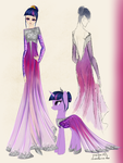 Dress for Twilight by YuntaoXD