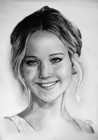 Jennifer Lawrence by CarlaTeresa