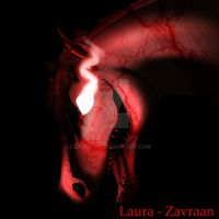 Horror horse by zavraan
