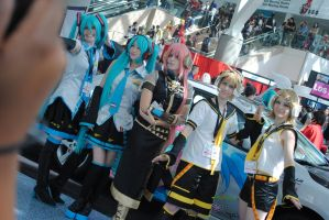 Anime Expo 2011 Cosplay by evanit0