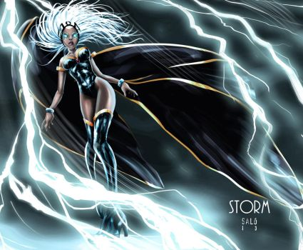 Storm by sal0