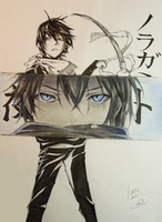 Yato: God of Calamity by cholokmosooki