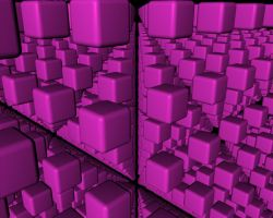 Infinity of cube by doudcolossus