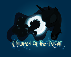 Children of the Night - Blog by Lionheartcartoon
