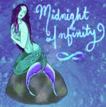 Drawing for Midnight by MoeMarrow