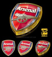 Arsenal by psdeluxe