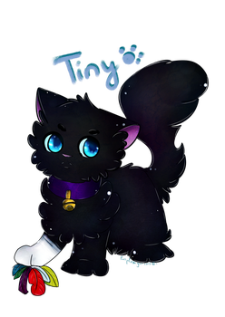 Tiny by PurpleNightTheKitty