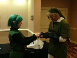 Take care of this Ocarina... by Starkiller-Cosplay
