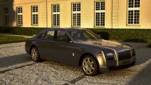 2011 Rolls-Royce Ghost by melkorius