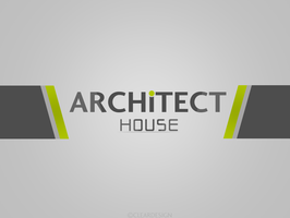 Architect House by erinnArt