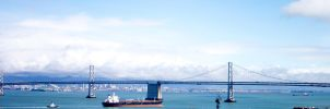 Bay Bridge by MaxHedrm0