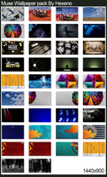 MUSE Wallpaper Pack by hexeno