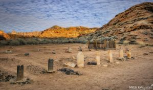 The Old Cemetery by mjohanson