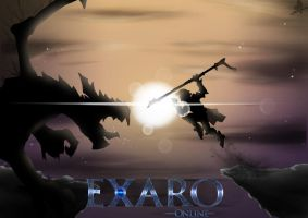 Exaro Loading Screen 4 by AaronQuinn