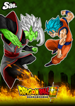 DragonBall Super Saga of Zamasu by SaoDVD