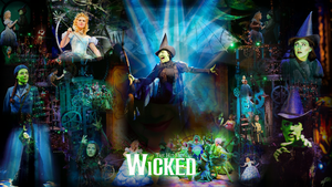 Wicked Musical - Wallpaper by rymae