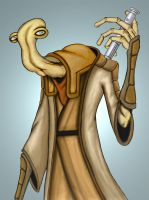 Ithorian Jedi by Pilin