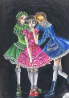Gothic Lolita Boys by Ai-Lupin