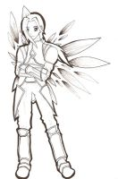 Yuan With the Wings by bean93