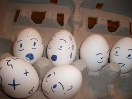 eggs by millie369