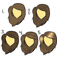 Hair Tutorial by KillerStalkerPerson