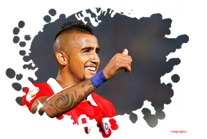 Vidal by FrancescoRedGraphic