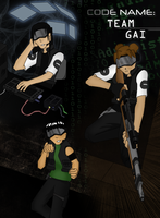 Code Name: Team Gai by Toboe-LoneWolf