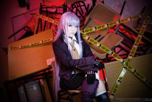 Danganronpa - The Detective by nutcase23