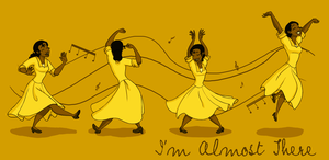 Tiana's Happy Dance by Dakotaa