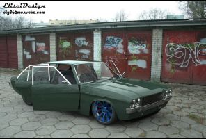 Holden Premier HQ '72 by ely862me