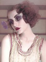 Silent Film Shoot 5 by caitlinbellah