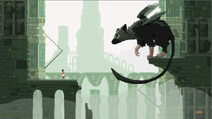 The Last Guardian by 0hria