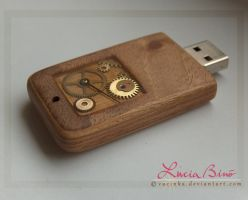steampunk gadget by vucinka