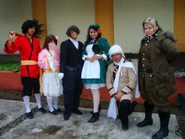 APH Cosplay by juliuske