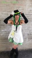 Vocaloid -Gumi 3 by cosplay33
