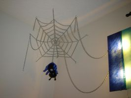 Chain Spider Web by Malici0us