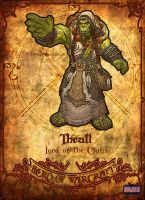 Thrall by Hilson-O