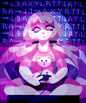 Apparently there's a cheat code to Happiness by KatariiinaP