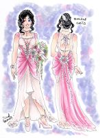A design for Josie's big day by nickyflamingo