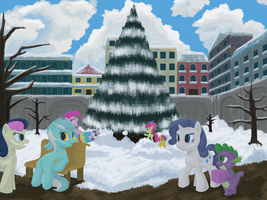 White Christmas by FireFoxProject