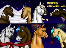 merry christmas by surpricelover