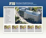FIU College of Nursing by blo0p