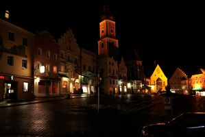 Cham at Night by christiAnpure