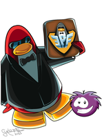 Club Penguin by GabrielArruda