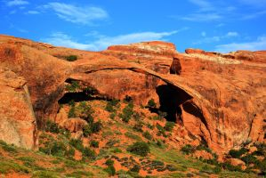 Landscape Arch by Delta406