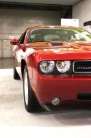 Challenger - Nose by FatalSedative